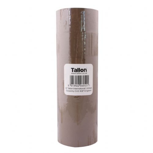 6 by 40m Rolls of 48mm Brown Parcel Tape